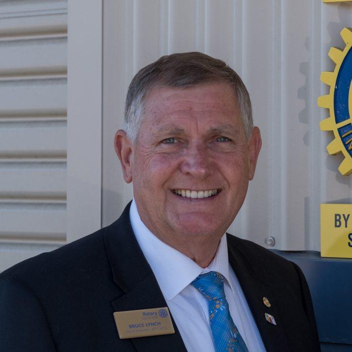 Bruce Lynch JP - Secretary at Accordwest