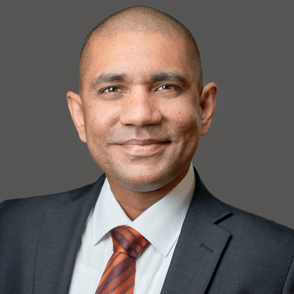 Accord West Board Member - Marlon Fernando